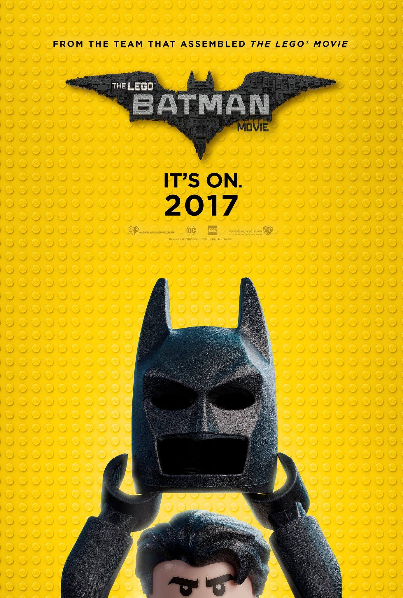 смотреть бэтмен игра лего