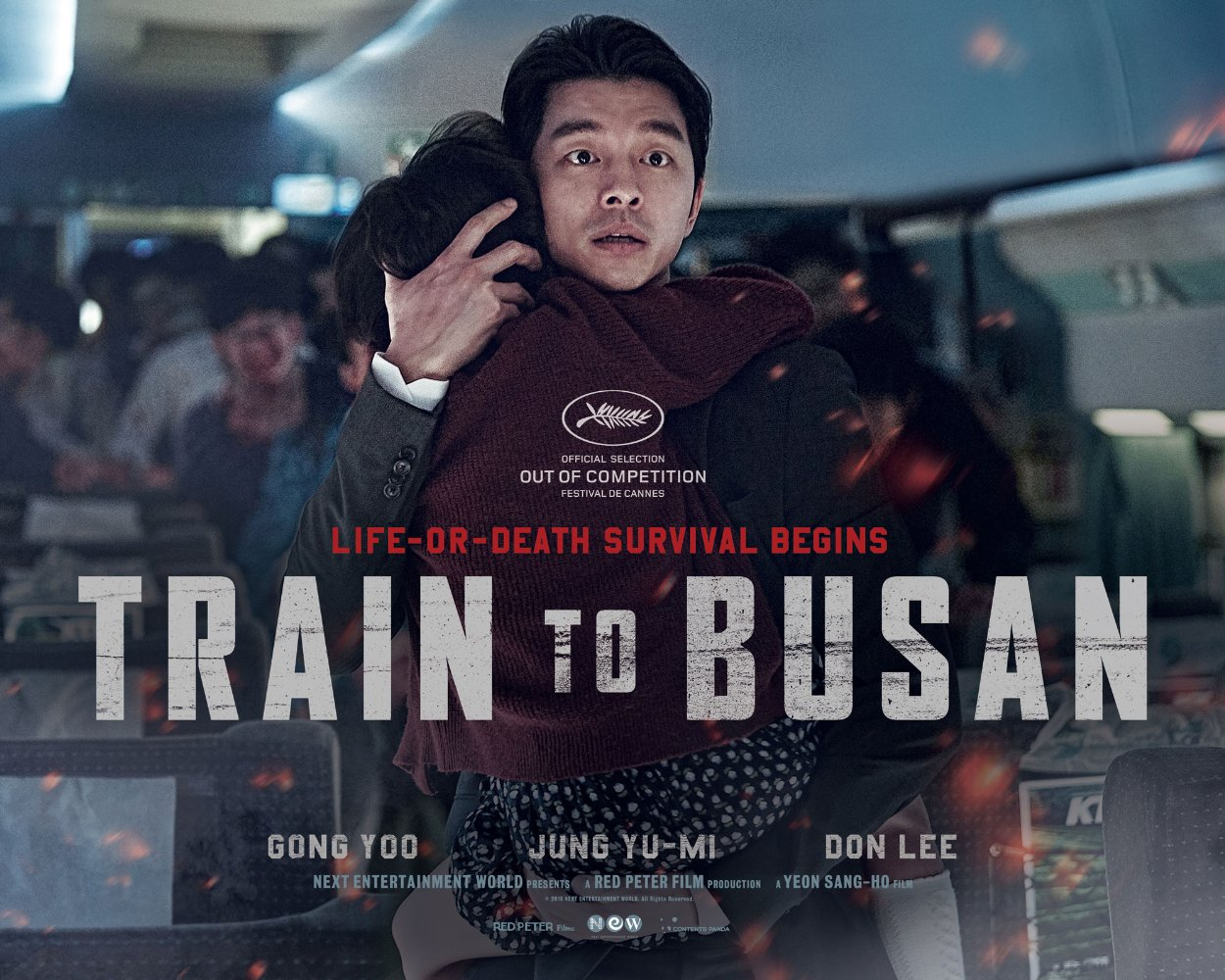 Кадры из фильма фильмы ужасов поезд в пусан