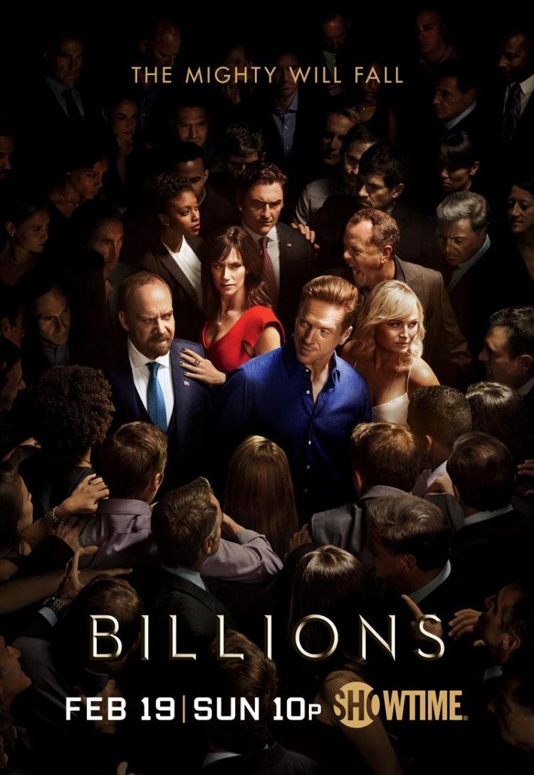Постеры: Фильм - Миллиарды