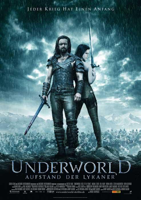 Постери: Фільм - Інший світ 3: Повстання ліканів