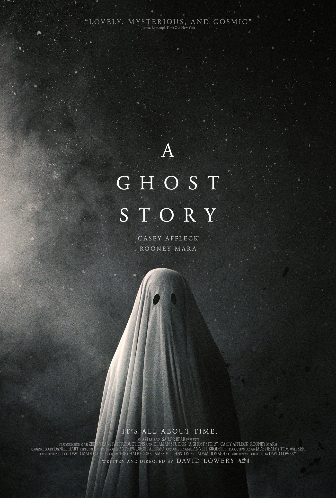 Постеры: Фильм - История призрака