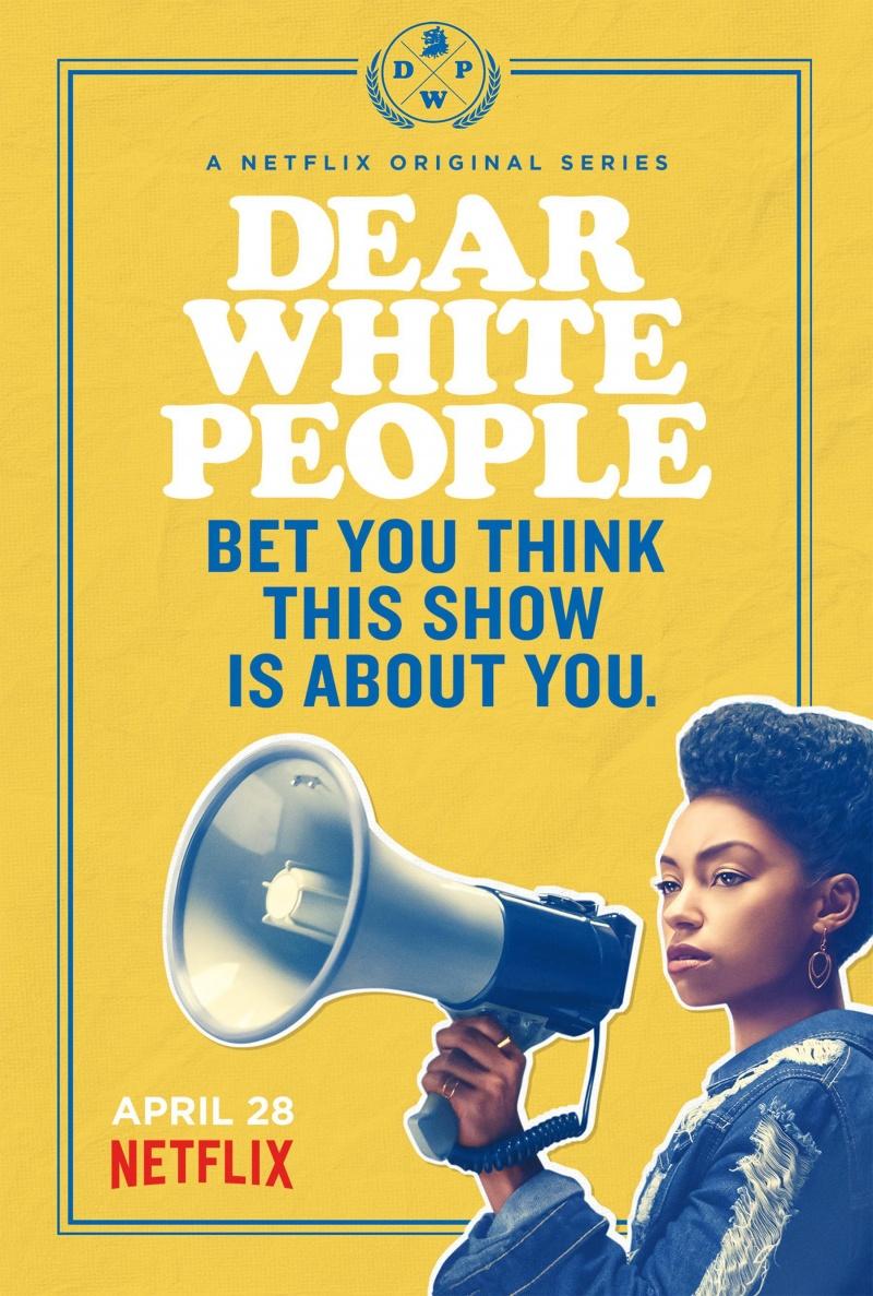 Постеры: Фильм - Дорогие белые