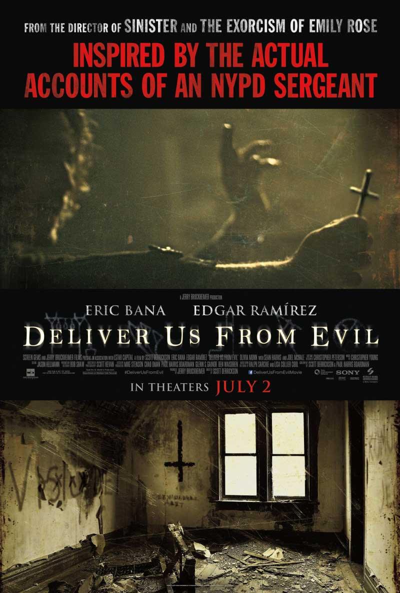 Постери: Фільм - Визволи нас від зла