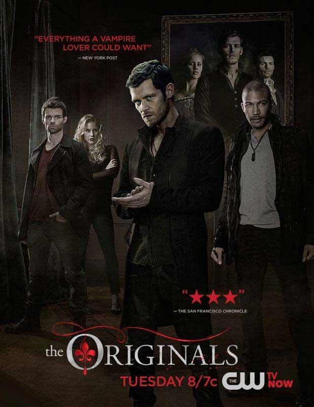 Кадры из фильма смотреть первородные 3 сезон смотреть онлайн