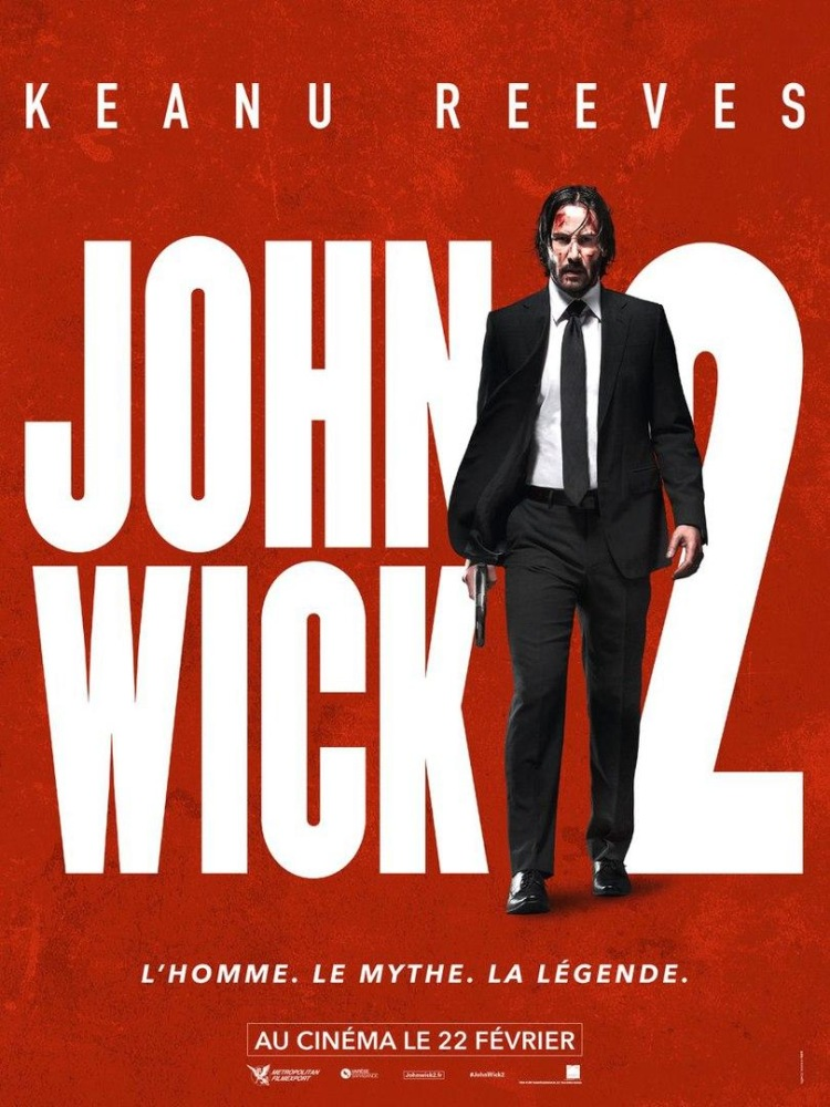 John Wick en Streaming - cpasbiens-torrentscom