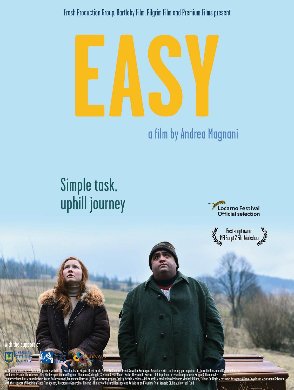 Easy, easy, easy!
