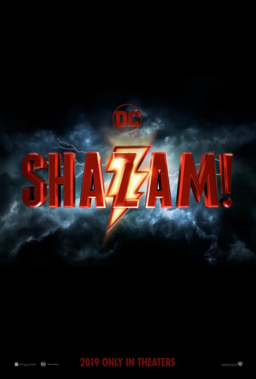 Постеры: Фильм - Шазам