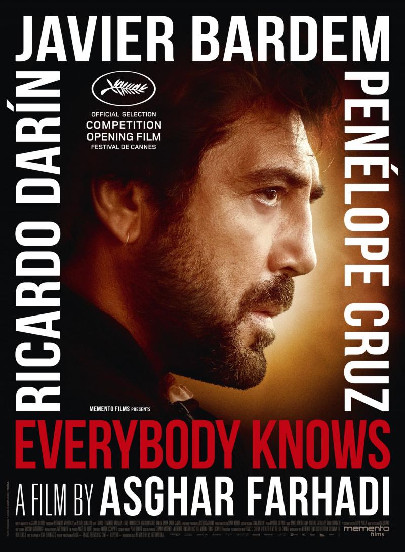 Постеры: Фильм - Все знают