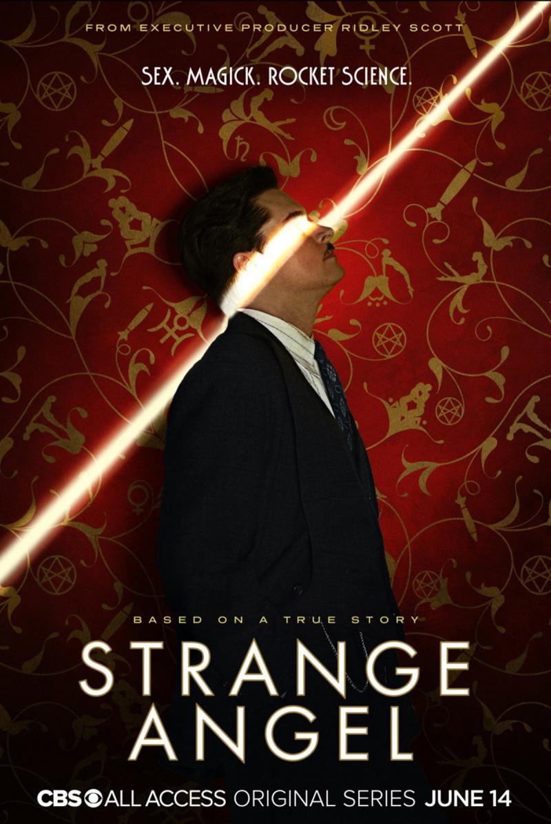 Постеры: Фильм - Странный ангел