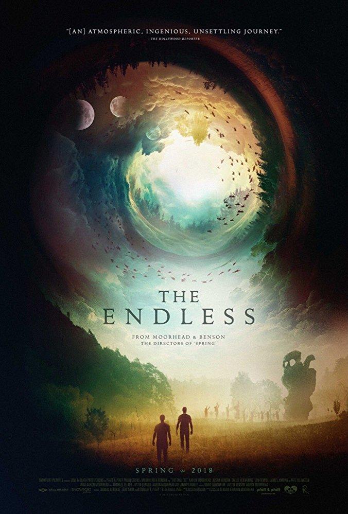 Постеры: Фильм - Бесконечность