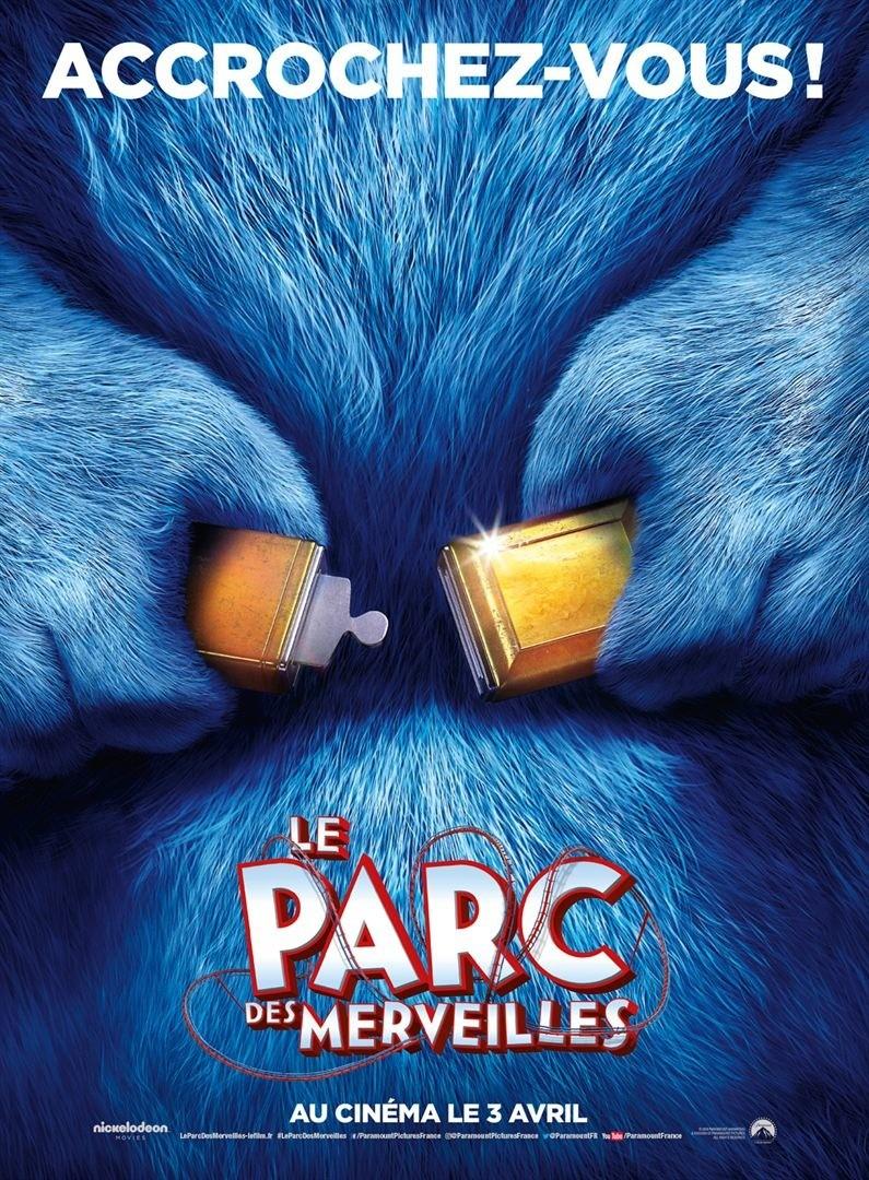 Постеры: Фильм - Чудо-парк