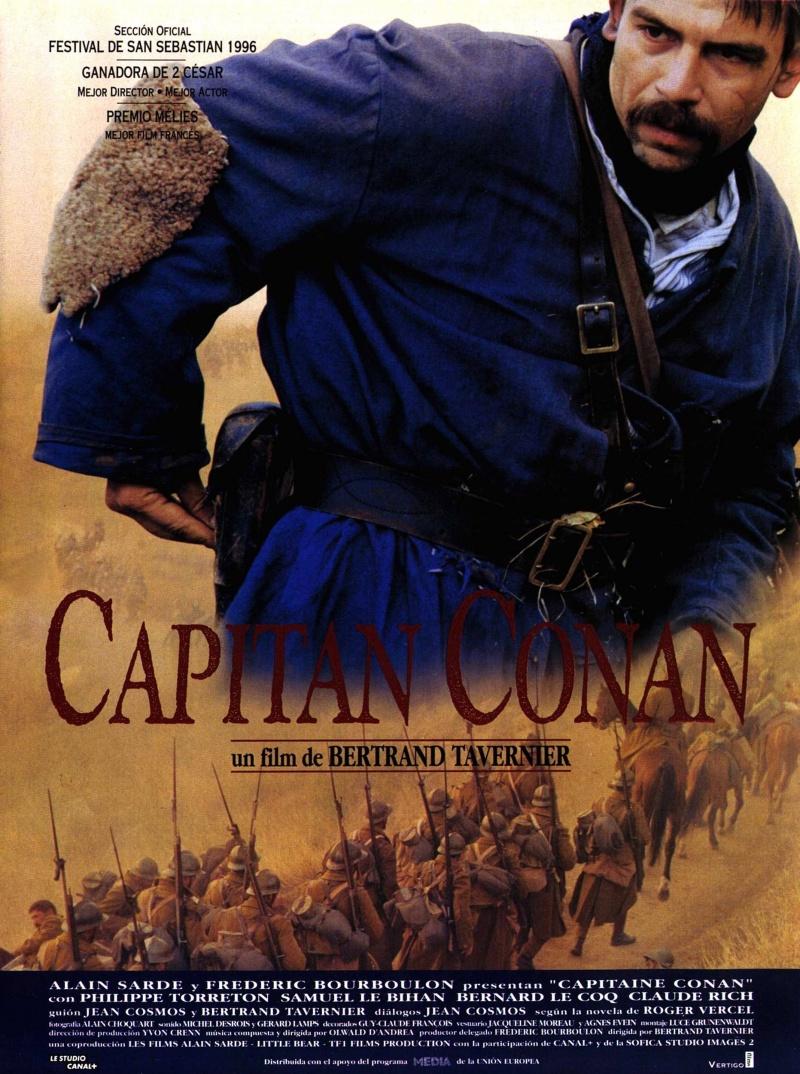 Постеры: Фильм - Капитан Конан