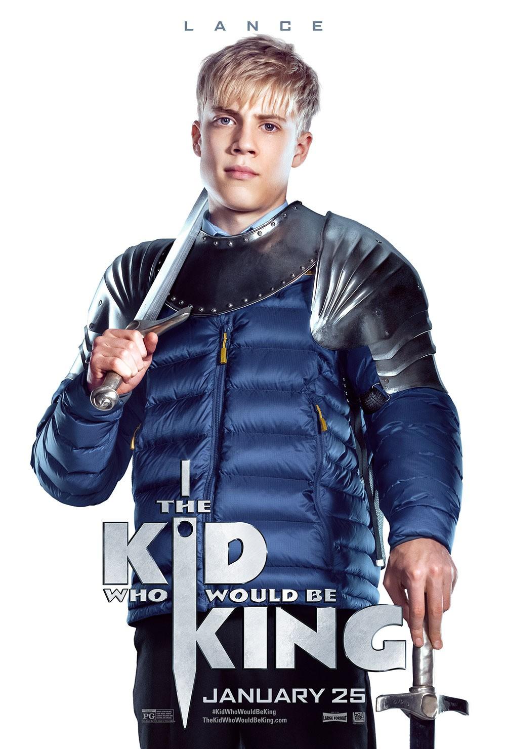 Постеры: Фильм - Будущий король