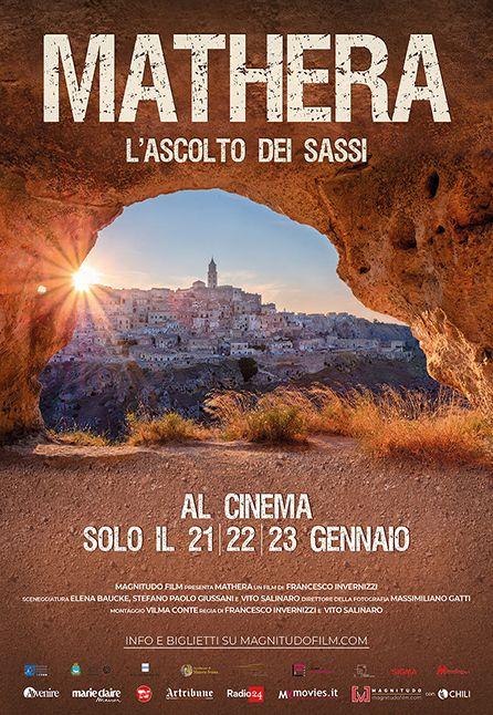 Постери: Фільм - Матера: секрети древнього міста