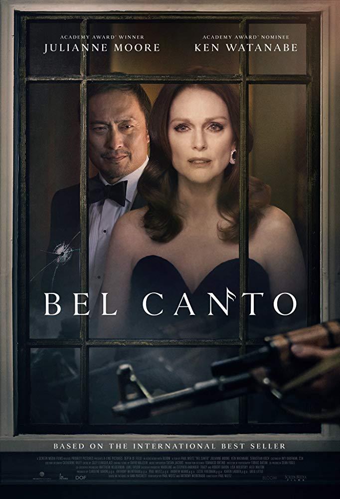 Постеры: Фильм - Бельканто
