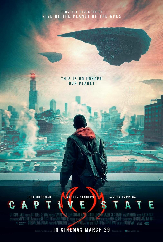 Постеры: Фильм - Битва за Землю