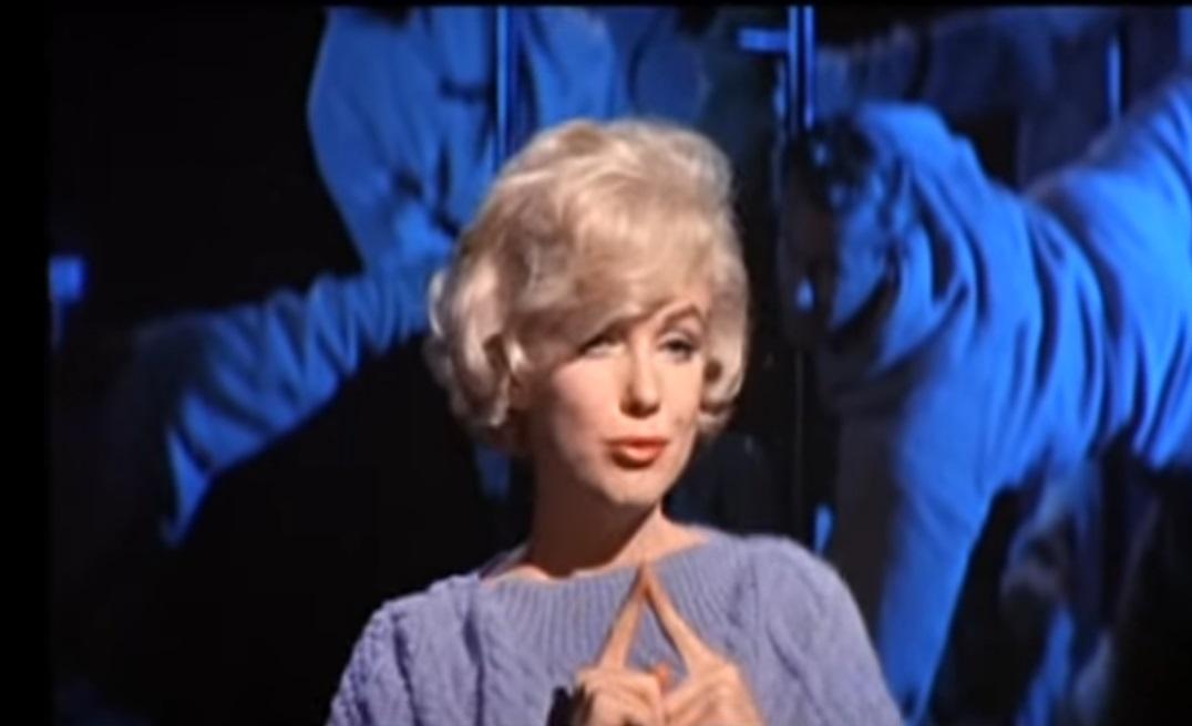 Займёмся любовью 1960 трейлер