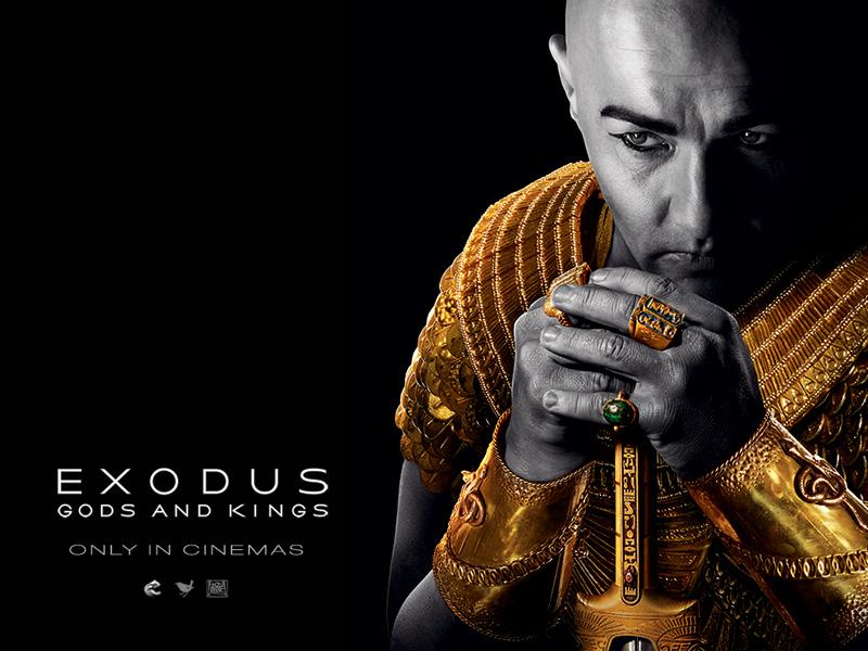 Обои фильма Фильм - Исход: Боги и Цари