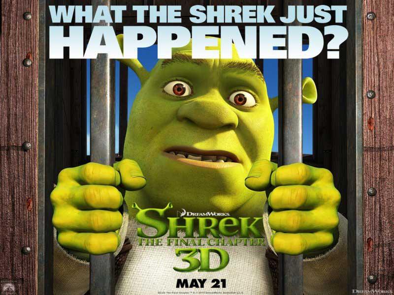 Скачать Шрэк навсегда, Shrek Forever After, фильм, кино, фото, обои, картин