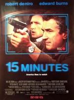 Фильм 15 Минут славы - Постеры