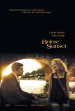 Фільм Перед заходом сонця - Постери