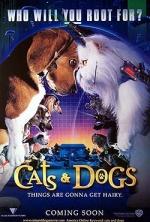 Фільм Кішки проти собак - Постери