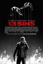 Фильм 13 грехов - Постеры