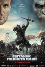 Фильм Рассвет планеты обезьян - Постеры