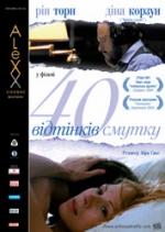 Фільм 40 відтінків суму - Постери