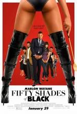 Постери: Марлон Уейнс у фільмі: «50 відтінків чорного»