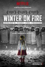 Фильм Зима в огне - Постеры