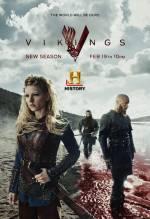 Постери: Клайв Стенден у фільмі: «Вікінги»