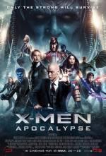 Постери: Джеймс МакЕвой у фільмі: «Люди Ікс: Апокаліпсис»