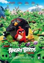 Фільм Angry Birds у кіно