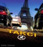 Фильм Такси 2 - Постеры