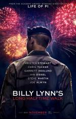 Фильм Билли Линн: Долгий перерыв посреди боя - Постеры