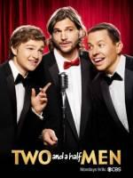 Постери: Ештон Катчер у фільмі: «Два з половиною чоловіки»