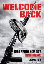 Постеры: Фильм - День независимости 2: Возрождение - фото 8