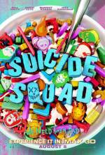 Постеры: Фильм - Отряд самоубийц - фото 15