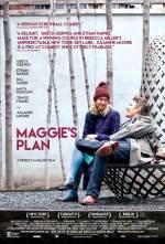 Постери: Ітан Хоук у фільмі: «План Меґґі»