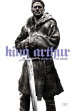 Постеры: Чарли Ханнэм в фильме: «Король Артур: Легенда меча»