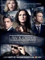Сериал Закон и порядок: Специальный корпус - Постеры
