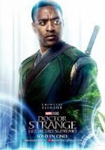 Постери: Чіветель Еджифор у фільмі: «Доктор Стрендж»