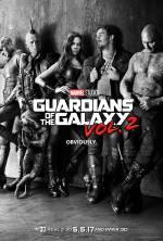 Постеры: Фильм - Стражи Галактики 2 - фото 24