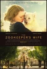 Постеры: Фильм - Жена смотрителя зоопарка - фото 2