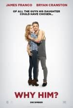 Постери: Джеймс Франко у фільмі: «Чому він?»