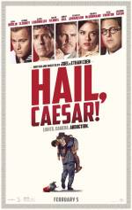 Постеры: Джордж Клуни в фильме: «Аве, Цезар!»