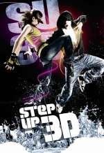 Постеры: Фильм - Шаг вперед 3D - фото 3