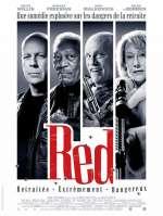 Постеры: Фильм - Red: Реальные, экстремальные, дерзкие - фото 8