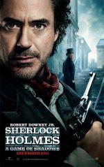 Постеры: Фильм - Шерлок Холмс: Игра теней - фото 2